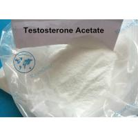 Buy cheap Testosterone Acetate Androgenic Steroid Powder CAS 1045-69-8 For Muscle building from wholesalers