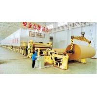 Buy cheap Hot Selling! twin wire kraft paper machinery,30-35tons per day from wholesalers