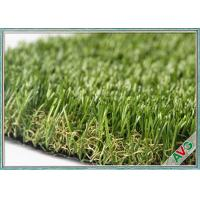 Buy cheap Diamond Shaped Fire Resistant Flooring Landscaping Lawn Artificial Grass Outdoor from wholesalers