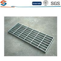 Buy cheap Hot dipped Galvanized steel grating for construction from wholesalers