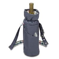Buy cheap Custom Wine Duffel cooler bag-Collection Insulated Single Bottle picnic bag-promotion Wine Cooler bag Supplier from wholesalers