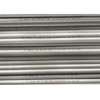 Buy cheap 1.65~2.11mm Thickness Stainless Steel Tubing ASME SA213 TP304L TP304 For Gas Industry from wholesalers