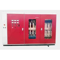 Buy cheap Large Heavy Steel Shell Induction Melting Furnace 5T Capacity 3000KW from wholesalers