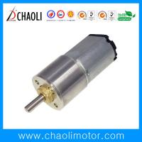 Buy cheap 15mm Gear Motor CL-G16-F030 With Reduction Gear Box For Projector And Car DVD product