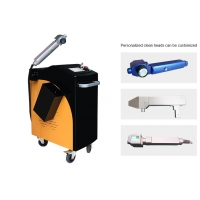 Buy cheap Environment Friendly 100W Handheld Rust Remover product