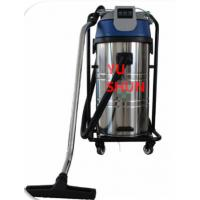 Buy cheap Large Capacity Small Industrial Vacuum Cleaners With 60L Barrel capacity from wholesalers
