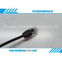 Buy cheap RJ11 Plug Injection Moulding Strain Relief T-006 from wholesalers