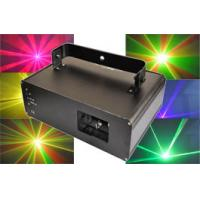 Buy cheap Sound Active DMX512 Full Color Laser Projector LV382RGB from wholesalers