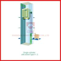 Buy cheap 1000-5000 Kg Load Hydraulic High Speed Elevator For Diverse Promotion Methods from wholesalers