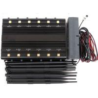Wholesale Network 14 Bands Cellular Signal Jammer Mobile Phone Blocking Device 330x 238 X 60mm from china suppliers