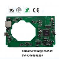Buy cheap cctv pcb One Stop PCB Assembly PCBA, Contract Manufacturing Service from wholesalers