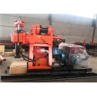 Buy cheap Long Time Hydraulic Core Drill Rig Machine 150 M For Water Well Drilling from wholesalers