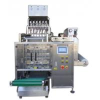 8 Lanes Automatic Liquid Packing Machine For  Water / Detergent , 3 / 4 Sides Seal Type Manufactures