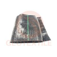 Buy cheap 0.8 - 1.8 Meters Width Ground Cover Fabric , Retaining Soil Moisture Weed Control Mat from wholesalers