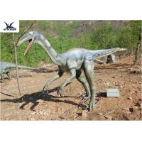 Buy cheap High Simulation Realistic Dinosaur Statues For Dinosaur Theme Park / Customizable from wholesalers