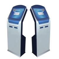 Buy cheap 17 inch Double Thermal Printer Queue Ticket Machine for Queue Token Number Management System from wholesalers