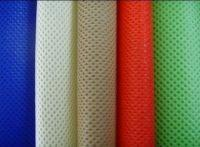 Flame Resistant, Hydrophilic PP Spunbond Non Woven Fabric For Roadbed cloth 10 - 200gsm Manufactures