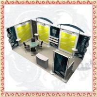 Buy cheap 3x6 Exhibition Booth Display from wholesalers