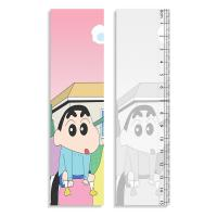 Wholesale Straight Rulers 3D Lenticular Printing Service With Crayon Shin - Chan Design from china suppliers