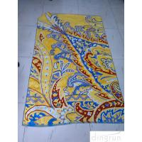 Buy cheap New Design Custom Outdoor Beach Towel Double Velour Two Side Printed product