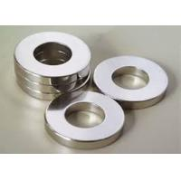 Buy cheap Ring Sintered NdFeB magnets, neodymium magnet, rare earth ndfeb magnet from wholesalers
