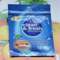 Wholesale Deep Cleaning Teeth Wipe from china suppliers