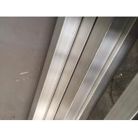 Buy cheap EN 1.4372 1.4301 Bright Polished Stainless Steel Square Pipes Welded SS Tube from wholesalers