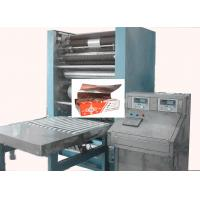 Buy cheap Aluminum Foil Inter Fold Machine / Production Line with Automatic System from wholesalers