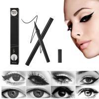 Buy cheap Black Color Waterproof Liquid Eyeliner , Gel Eyeliner Pencil Mineral Ingredient product