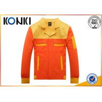 Personalized Custom Jackets For Engineer , Safety Mens Uniform Jackets Manufactures