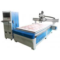 Buy cheap 4 X 8ft CNC Contour Digital Cutting Systems With CCD Camera / Oscillating Knife from wholesalers