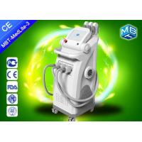 Buy cheap 3 handles ipl hair removal equipment , ipl permanent hair reduction Elight  +  SHR  +  OPT System from wholesalers