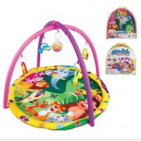Forest Animal Happy Garden Baby Play Gym And  Mat Activity Toy And Floor Soft Foam Toddler Child Melodies Time Manufactures