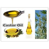 China Castor Oil Safe Organic Solvents Dehydyated Castor Oil for Injectable Steroids Cas 8001-79-4 on sale