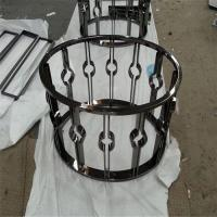 Buy cheap Custom metal/stainless steel display frame,table frame,furniture frame with PVD color from wholesalers