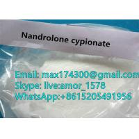 Buy cheap Nandrolone Cypionate 99.8% purity CAS 601-63-8 Muscle Gaining Quick Effects 99% Assay from wholesalers
