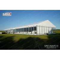 Wholesale Marquee tent with solid walls used as restaurant for banquet and catering from china suppliers