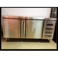 Buy cheap Double Doors Under Counter Freezer , Hotel Stainless Steel Freezer from wholesalers