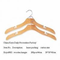 Buy cheap Wooden Hanger ,Iron Hange Garments Hanger Plastic Hanger product