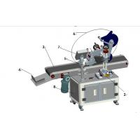 Buy cheap round bottle series, plane series, lateral series,cable labeling machine from wholesalers