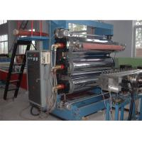 Buy cheap Twin Screw Extruder PVC Free Foam Sheet Plastic Extrusion Machinery from wholesalers