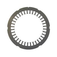 Buy cheap 0.5mm AISI ASTM BS Motor Spares Parts Standard Motor Laminations from wholesalers