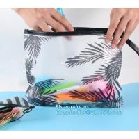 Buy cheap Resealable PE / PVC Slider Zip Lock Bags, zipper plastic lock bag clear plastic gift bags with zipper, plastic bag with from wholesalers