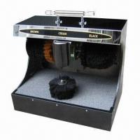 Buy cheap Automatic Shoe Polisher with Sensor Start Working Way from wholesalers