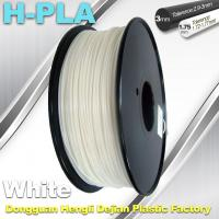 Wholesale Multi-color PLA Filament 1.75mm , 3D Printer Filament 1.0kg Net Weight from china suppliers