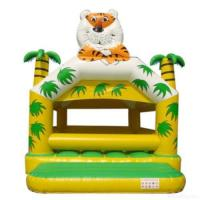 Wholesale Jungle And Tiger Inflatable Moonwalk from china suppliers