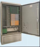 Wholesale 576 Cores Cross Connect Cabinet , Fiber Optical Distribution Cabinet from china suppliers