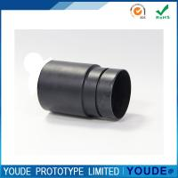 Buy cheap Rapid Silicone Vacuum Mold Casting Plastic Componet Black Painting from wholesalers