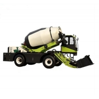 Buy cheap Green 40° Climb 116HP 85kw 3m³  Concrete Mixer Truck from wholesalers