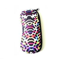 Wholesale Neoprene Sunglass Sunnies bag Glasses Optical Soft Carry Case.SBR Material. Size is 19cm*8.7cm. from china suppliers